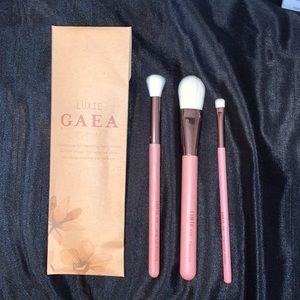 Luxie GAEA Brush set
